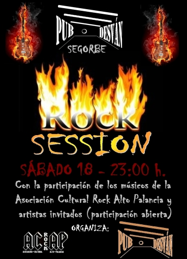 cartel-rock-session